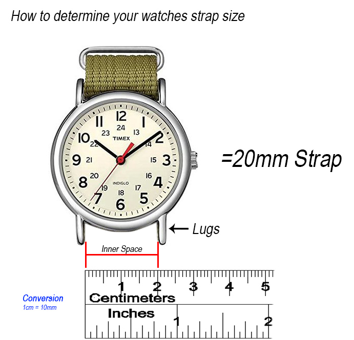 How to Measure Your Lugs
